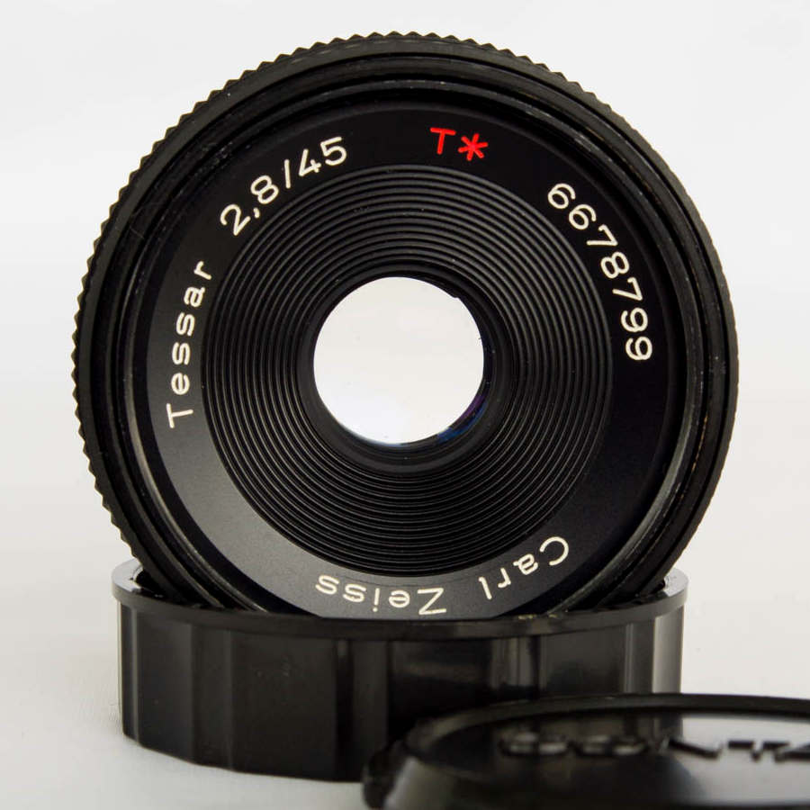 Carl Zeiss Tessar 45mm f/2.8