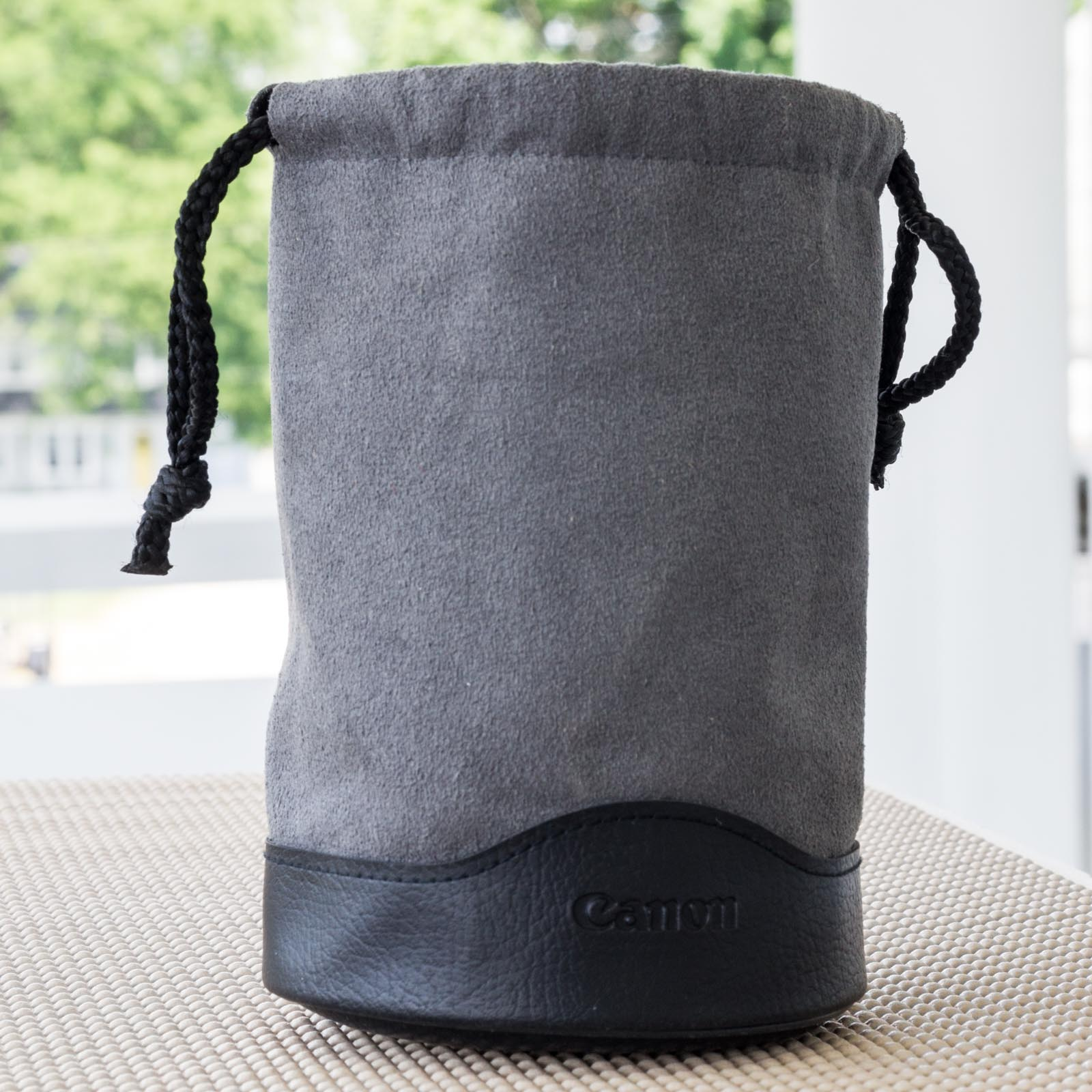 Canon LP1219 Soft Lens Case